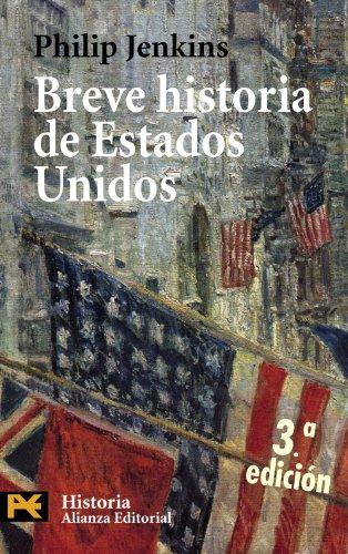 9788420663357: Breve historia de Estados Unidos: Tercera edición (El Libro De Bolsillo - Historia)