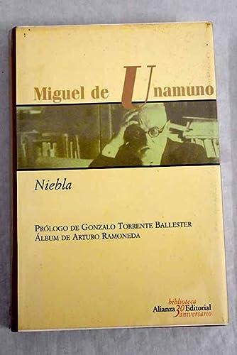 9788420663852: Niebla (Biblioteca 30 aniversario)