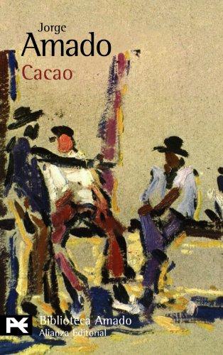 9788420663913: Cacao (El Libro De Bolsillo - Bibliotecas De Autor - Biblioteca Amado)