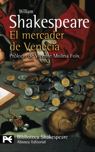 9788420664323: El mercader de Venecia (Biblioteca Shakespeare / Shakespeare Library) (Spanish Edition)