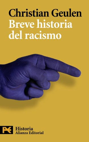 9788420664422: Breve historia del racismo / Brief history of racism (Spanish Edition)