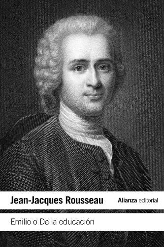 Emilio o de la educacion / Emile, or On Education (Spanish Edition): Jean-Jacques Rousseau