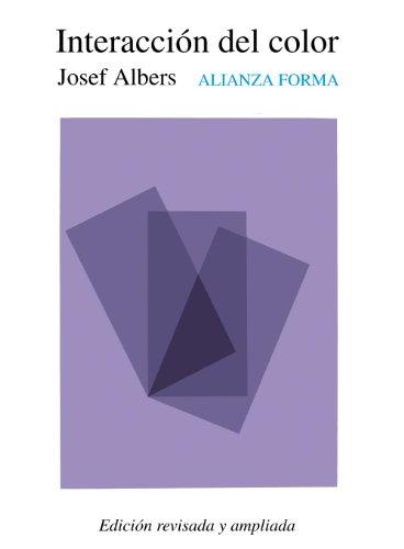 9788420664613: Interacción del color: Edición revisada y ampliada (Alianza Forma (Af))