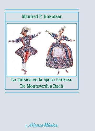 9788420664682: La música en la época barroca (Alianza Música (Am))