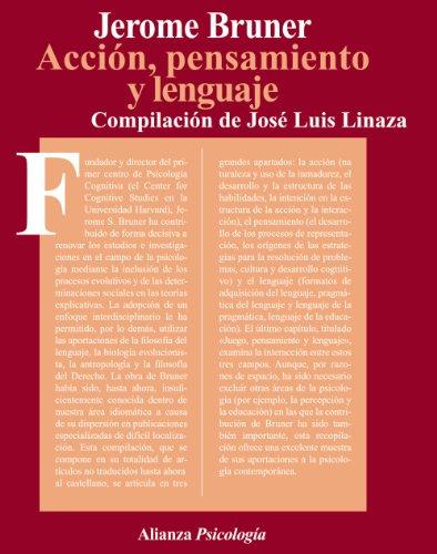 9788420665023: Acción, pensamiento y lenguaje (Alianza Psicología (Aps))