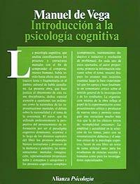 Introduccion a la psicologia cognitiva: Vega Rodríguez, Manuel De