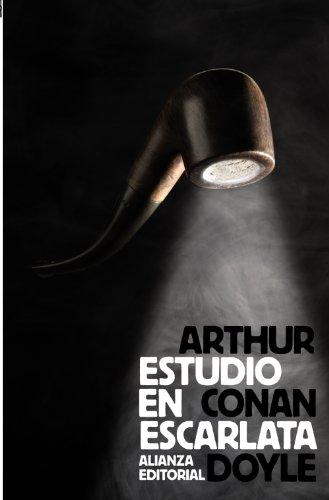 9788420665696: Estudio en escarlata (El Libro De Bolsillo - Bibliotecas De Autor - Biblioteca Conan Doyle)