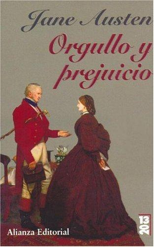 Orgullo y prejuicio: Jane Austen