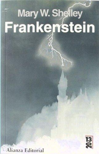 9788420666495: Frankenstein O El Moderno Prometeo/ Frankenstein or the Modern Prometeo (Spanish Edition)