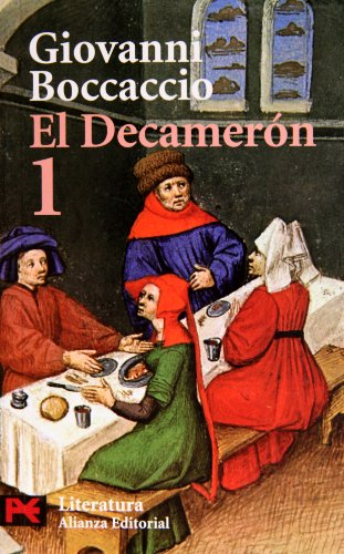 9788420666914: El Decameron, 1 (Spanish Edition)