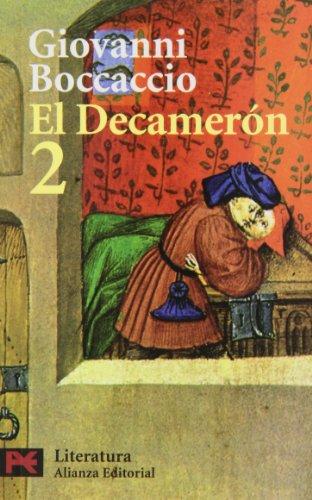 Decameron, El (tomo 2) - Bocaccio, Giovanni - BOCACCIO, GIOVANNI