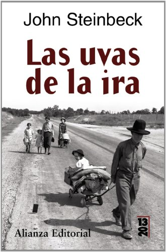 9788420667256: Las uvas de la ira/ The Grapes of Wrath (Spanish Edition)
