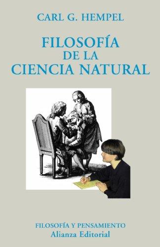 9788420667294: Filosofia de la ciencia natural / Philosophy of Natural Science (Filosofia y pensamiento) (Spanish Edition)