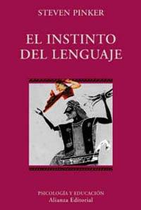 9788420667324: El instinto del lenguaje (El Libro Universitario - Ensayo)