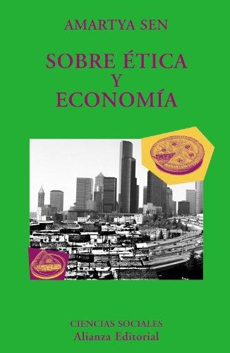 9788420667355: Sobre ética y economía (El Libro Universitario - Ensayo)