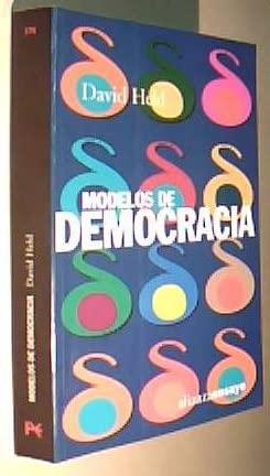 9788420667645: Modelos de democracia