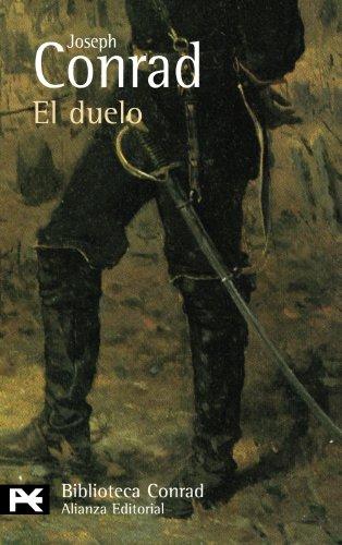 9788420668369: El duelo (El libro de bolsillo - Bibliotecas de autor - Biblioteca Conrad)