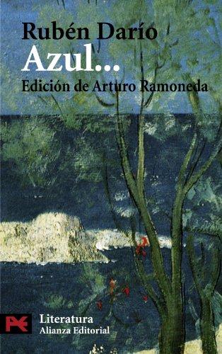9788420668406: Azul... (Literatura Hispanoamericana / Hispanoamerican Literature) (Spanish Edition)