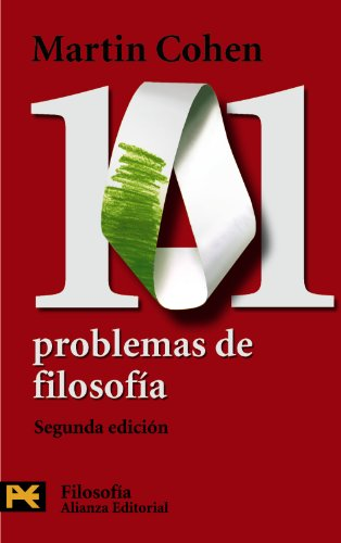 9788420668451: 101 problemas de filosofia / 101 Philosophy Problems (El Libro De Bolsillo: Filosofia/ The Pocket Book: Philosophy) (Spanish Edition)