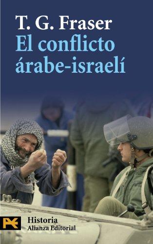 9788420668499: El conflicto árabe-israelí (El Libro De Bolsillo - Historia)