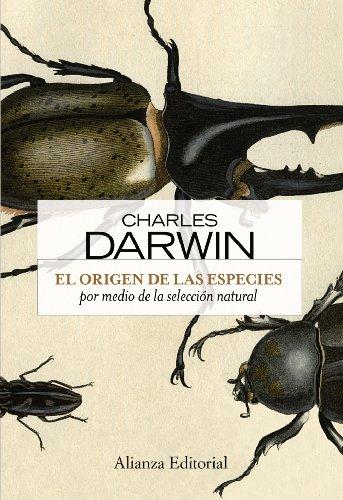9788420668673: El origen de las especies: por medio de la selección natural (Alianza Ensayo)