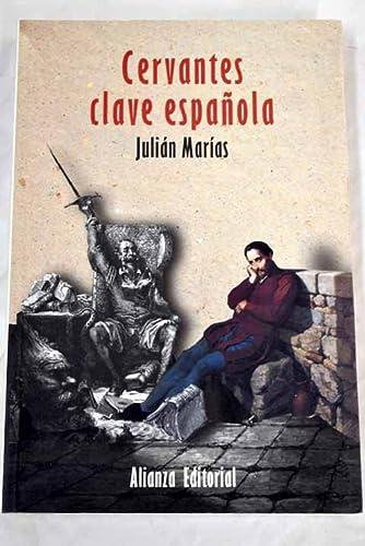 9788420668758: Cervantes clave española
