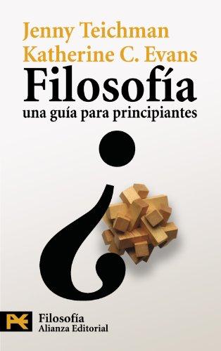9788420669038: Filosofía: una guía para principiantes (El Libro De Bolsillo - Filosofía)