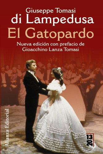 9788420669298: El Gatopardo / The Leopard (13/20) (Spanish Edition)