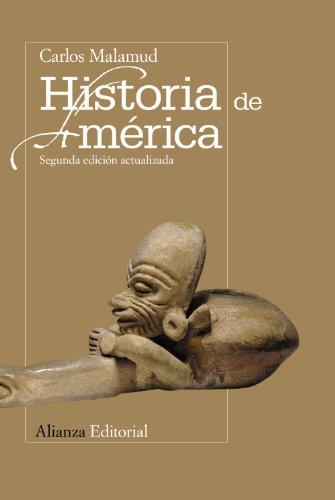 9788420669359: Historia de América (El libro universitario - Manuales)