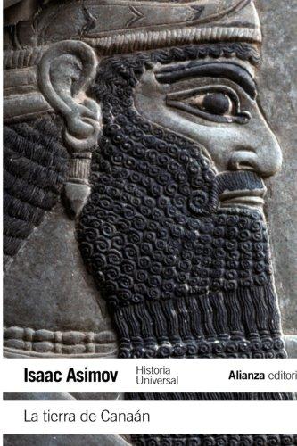 9788420669519: La tierra de Canaán / The land of Canaan: Historia Universal Asimov / Asimov World History (Spanish Edition)