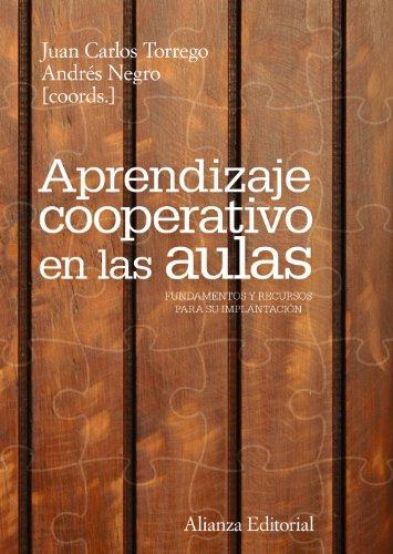 9788420669618: Aprendizaje cooperativo en las aulas: Fundamentos y recursos para su implantación (El libro universitario - Manuales)