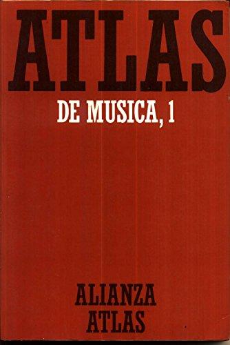 9788420669991: Atlas de musica (2 vols) / 9788420662107