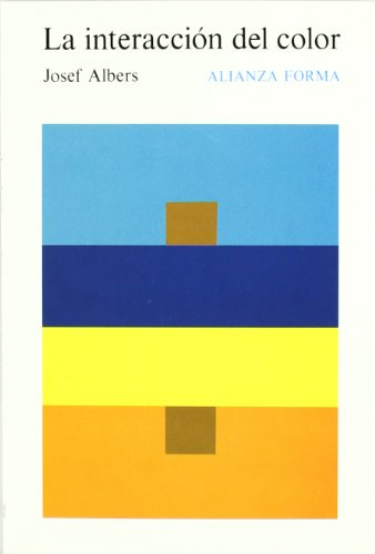 9788420670010: Interaccion del color, la (Alianza Forma)