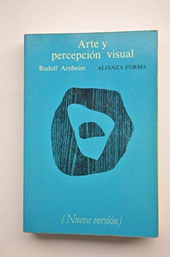 Arte Y Percepción Visual Rudolf Arnheim - AbeBooks