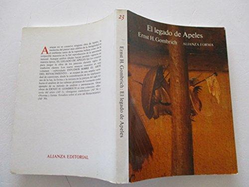 9788420670232: El legado de Apeles