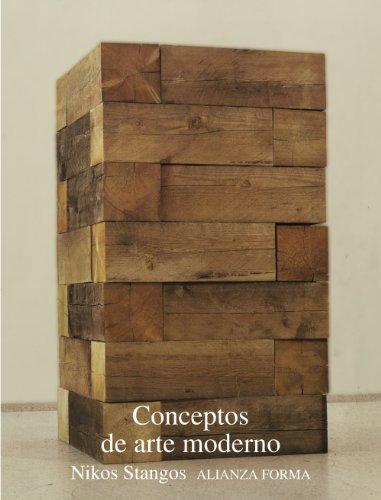 9788420670539: Conceptos de arte moderno/ Concepts of Modern Art (Spanish Edition)