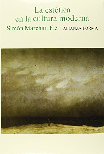 9788420670645: La estetica en la cultura moderna/ Esthetics in Modern Culture (Spanish Edition)