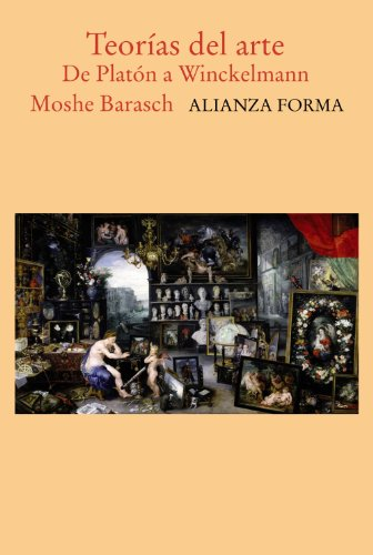 9788420671086: Teorías del arte: De Platón a Vinckelmann (Alianza Forma (Af))