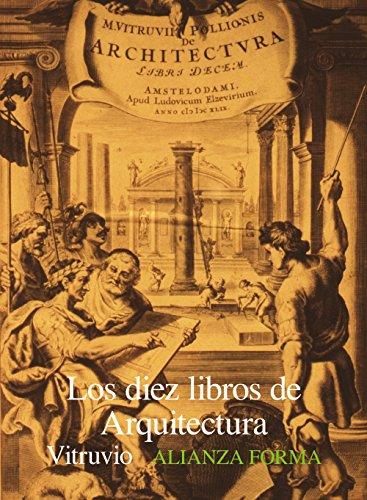 9788420671338: Los diez libros de arquitectura / The Ten Books of Architecture (Spanish Edition)