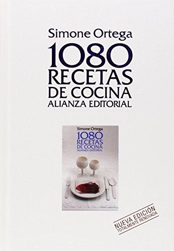 9788420671468: 1080 recetas de cocina + Agenda 2013 / 1080 recipes + Agenda 2013 (Spanish Edition)