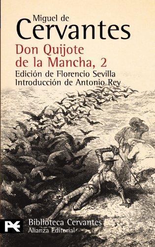 9788420672069: Don Quijote de la Mancha, 2: 0352 (El Libro De Bolsillo - Bibliotecas De Autor - Biblioteca Cervantes)