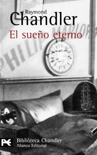 9788420672311: El sueño eterno (El Libro De Bolsillo - Bibliotecas De Autor - Biblioteca Chandler)