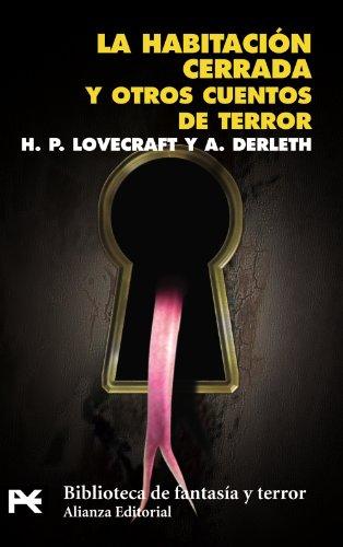 9788420672564: La habitación cerrada y otros cuentos de terror (El Libro De Bolsillo - Bibliotecas Temáticas - Biblioteca De Fantasía Y Terror)