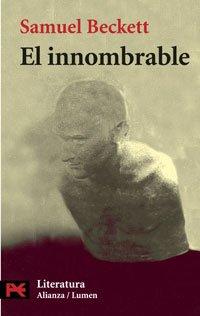 9788420672823: 5595: El Innombrable / The Unnamable (Literatura / Literature) (Spanish Edition)