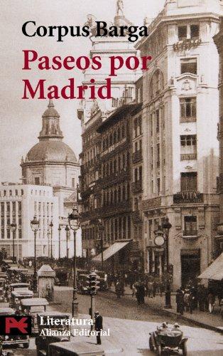 9788420673011: Paseos por Madrid (El libro de bolsillo - Literatura)