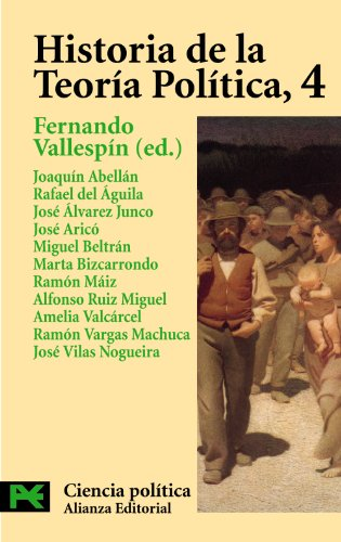 9788420673073: 4: Historia de la teoria politica / History of Political Theory: Historia, progreso y emancipacion / History, progress and emancipation (Spanish Edition)