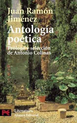 9788420673196: Antologia poetica de Juan Ramon Jimenez / Poetic Anthology (Spanish Edition)