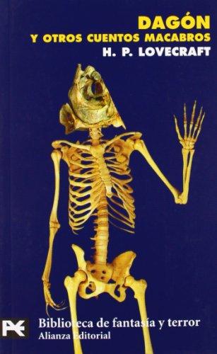 9788420673356: Dagon y otros cuentos macabros (Biblioteca tematica de fantasia y terror) (Spanish Edition)