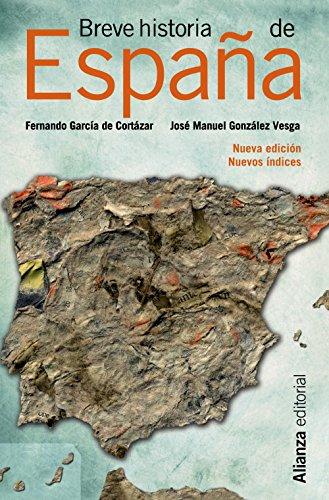 9788420673745: Breve historia de Espana / Brief History of Spain