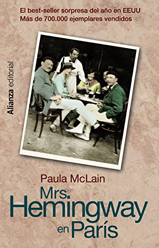 9788420673769: Mrs. Hemingway en París (13/20)